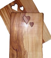 Chestnut Heart Tray
